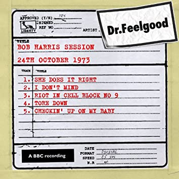 Dr Feelgood - BBC Bob Harris Session (24th October 1973)