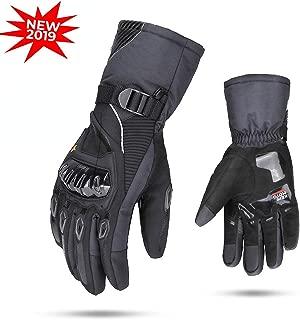 Best gloves waterproof motorcycle Reviews
