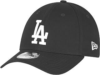New Era Men's League Essential 39thirty Los Angeles Dodgers Cap