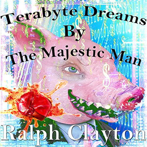 Terabyte Dreams by the Majestic Man audiobook cover art