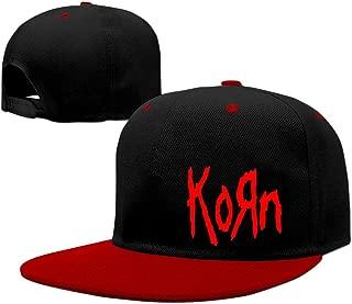 HAOYANG Korn Music Doll Logo Adjustabl Snapback Hats / Baseball Hats / Hip-hop Cap