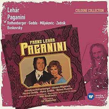 Lehár: Paganini (Cologne Collection)