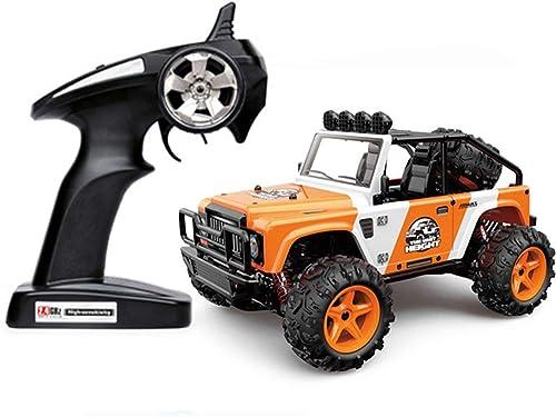 1 22 4WD Mini Ofüroad 2,4G Ferngesteuertes Auto 40km   h H stgeschwindigkeit Mini Monster Truck
