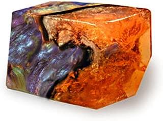 T.S. Pink Fire Opal Fragrance-free SOAP Rock Soap that looks like a Rock ~ 6 oz. Gem Rocks Birthstone Jabón Gemstone