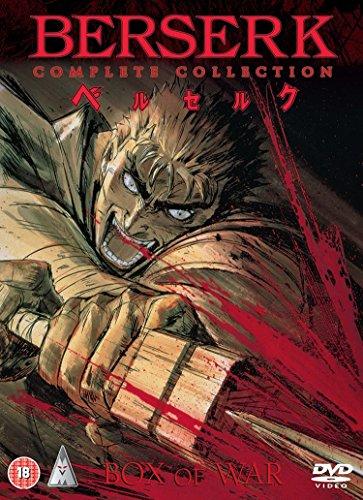 Berserk: Complete Collection [6 DVDs] [UK Import]
