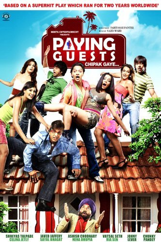 Paying Guests (New Hindi Film / Bollywood Movie / Indian Cinema DVD) by Shreyas Talpade