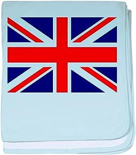 Royal Lion Baby Blanket British English Flag HD