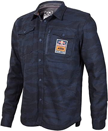 Red Bull KTM Racing Team Camo Button Down 655c655ab200