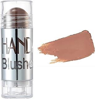 Ububiko Blush Blush Rouge-stick, natuurlijke rouge-stick, rouge, poeder, blush, gezichtskleur, natuurlijke kleur, voor mak...