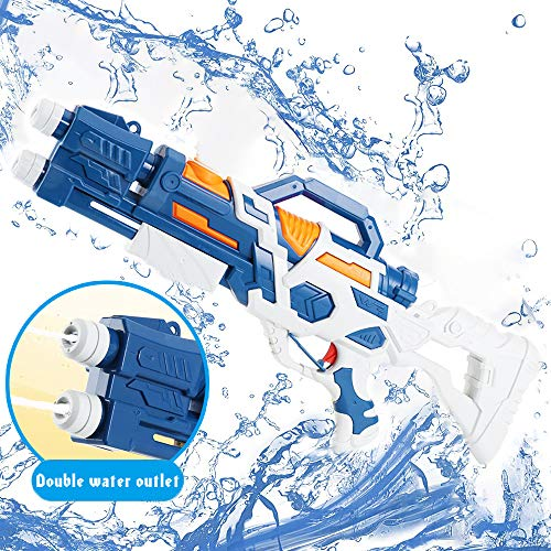 ZoneYan Pistola de Agua Grande, Pistola de Agua para Niños,