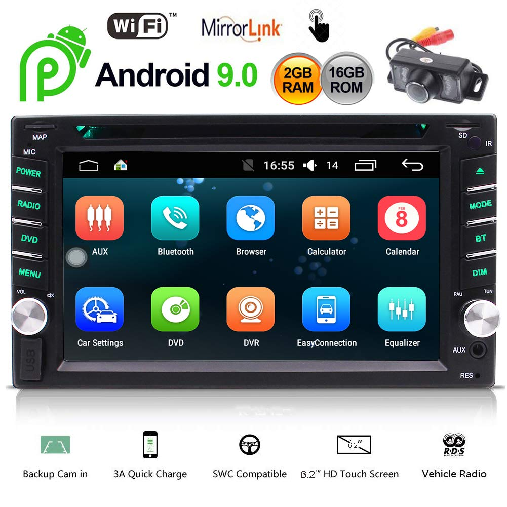 EinCar Bluetooth Touchscreen Navigation Mirrorlink