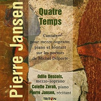 Pierre Jansen: Quatre Temps