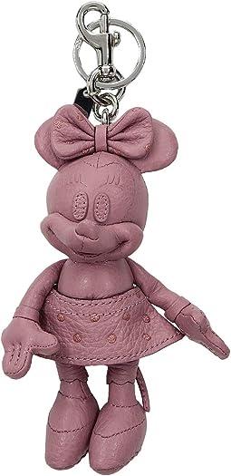 Minnie Mouse Doll Bag Charm ©Disney x COACH