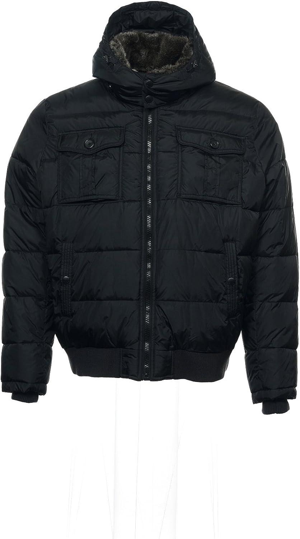 Tommy Hilfiger Men's Black Insulated Jacket