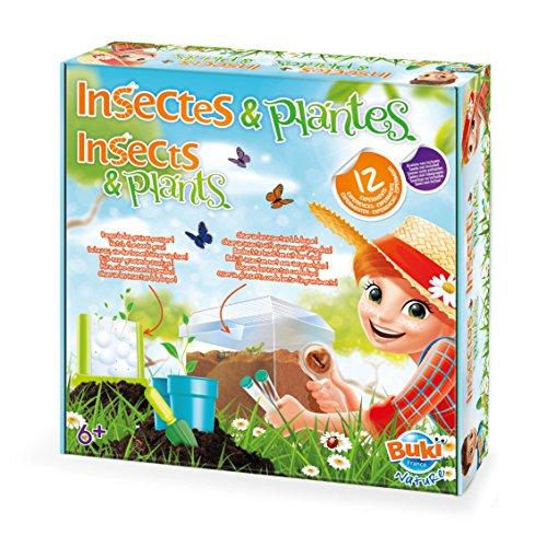 Buki France- Insectos y Plantas (2047)