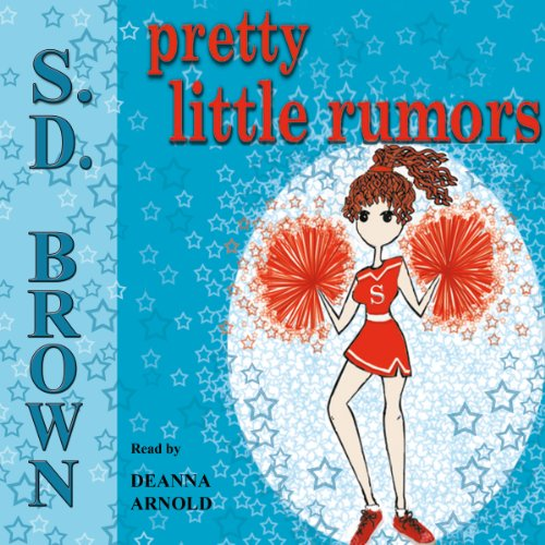 Pretty Little Rumors audiobook cover art