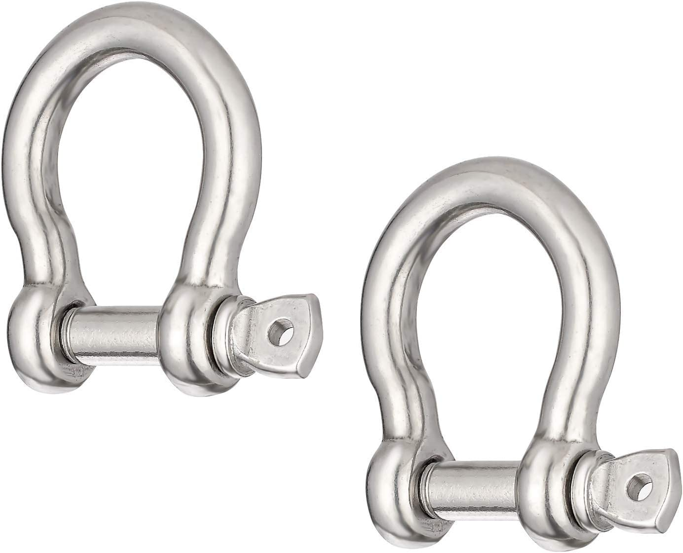 OWAYOTO El Paso Mall Screw Pin Anchor Shackle 1 2 304 12mm Stainless Super Special SALE held Ste Inch