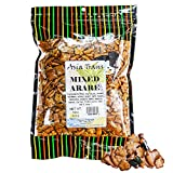Asia Trans Mixed Arare Rice Crackers | Hawaiian Favorite | Sweet & Salty Japanese Crunchy Gourmet Trail Mix Snack