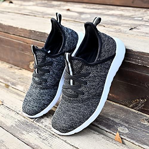 CUYIOM Men's Walking Shoes Lightweight Running Shoes Outdoor Fashion Sneaker