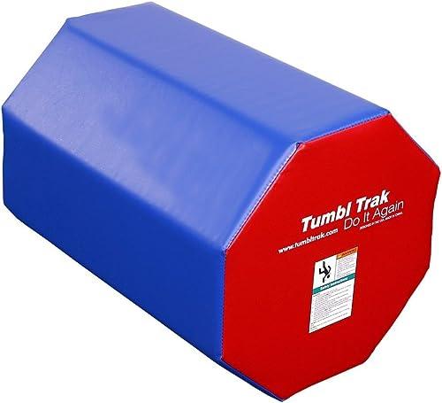 Tumbl Trak Octagon Tumbler (Colors may vary)