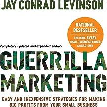 Best guerilla marketing books Reviews