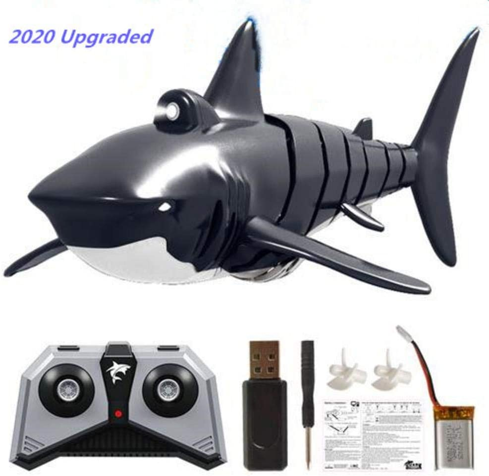 Newest Upgraded Racing RC Boat Control Glowing Black Remote Sha Time sale Dedication