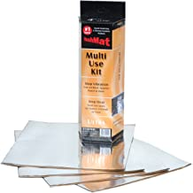 product image for HushMat 10151 Ultra Silver Foil Starter Kit with Damping Pad - 4 Piece