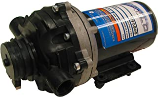 The ROP Shop EVERFLO 12 Volt 5.5 GPM Diaphragm Water Pump 60 psi Lawn Sprayers, Boats, RV's