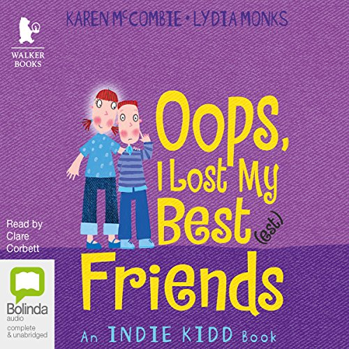 Oops I Lost My Best(est) Friends cover art