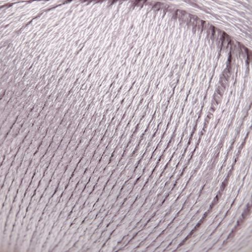 ggh Bambu - 015 - Lavanda - Lana de bambú para tejer y hacer ganchillo