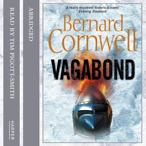 Vagabond audiobook cover art