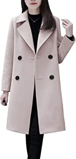 Best long white peacoat Reviews