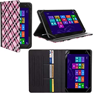 ECCRIS 10.1 Inch Universal Tablet Stand Case Flip Cover Fit Samsung Galaxy Tab A, S4, Book 10.6 Inch, Acer Iconia One 10, Chuwi Hi10 Air, Hipad, Hi9 Air, Hi9 Plus
