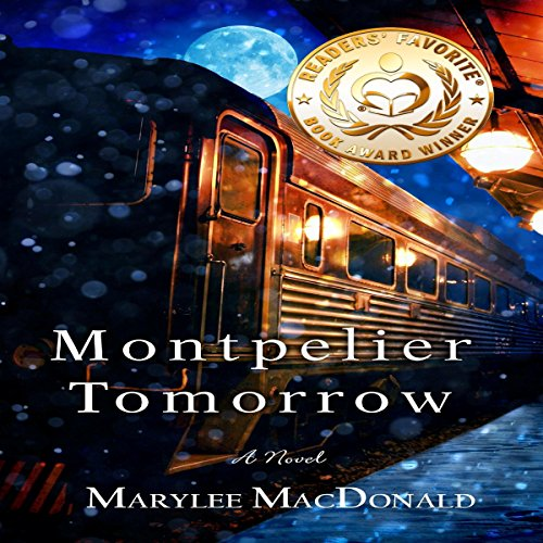 Montpelier Tomorrow audiobook cover art