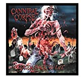 Cannibal Corpse - Eaten Back to Life - Pinback Button 1.5'