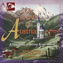 The Sound of Austria: A Treasury of Alpine Folk Music