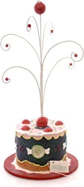 """Tabletop Cupcake Display Tree, 17.0"""", Mixed Media, Cake Party Centerpiece, Decorative Platters, 68710"""