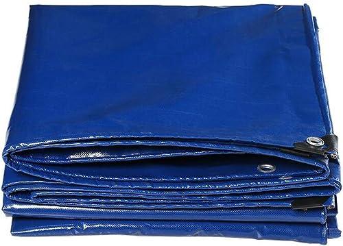 Bache de Prougeection Imperméable Tissu Imperméable épais Tissu Imperméable Coupe-Vent (Taille   3  6m)
