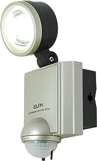 ELPA 屋外用センサーライト AC電源 4wLED 1灯 ESL-401AC