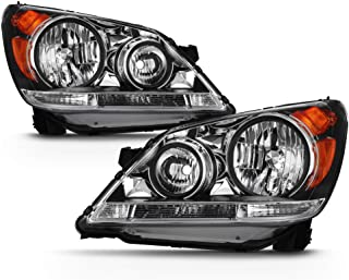 Best 2010 honda odyssey headlights Reviews