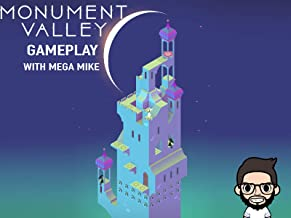 Monument Valley Gameplay With Mega Mike