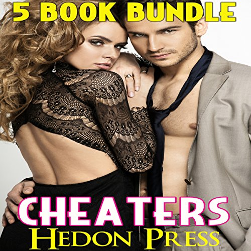 Cheaters 5-Book Bundle                   By:                                                                                                                                 Hedon Press                               Narrated by:                                                                                                                                 Ruby Rivers                      Length: 1 hr and 33 mins     2 ratings     Overall 3.5