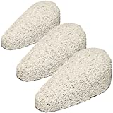 Innovate Pumice Stone Dead Dry Hard Rough Skin Remover Pedicure Mouse Block x 2