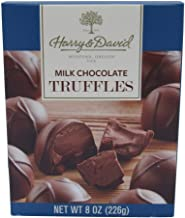 Harry and David Milk Chocolate Truffles, 8 Ounce Gift Box