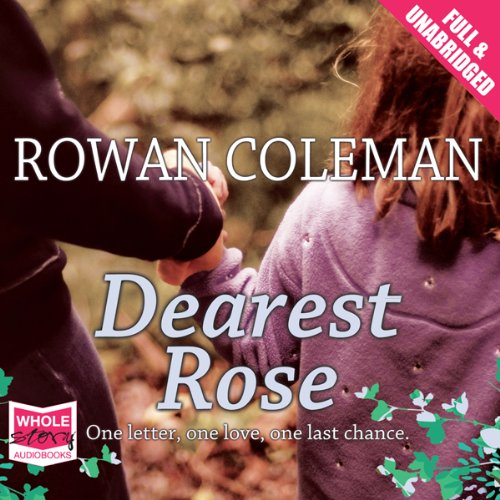 Dearest Rose audiobook cover art