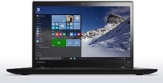 Lenovo ThinkPad T460s Business Performance Windows 10 Pro Laptop - Intel Core i7-6600U, 20GB RAM, 256GB SSD, 14