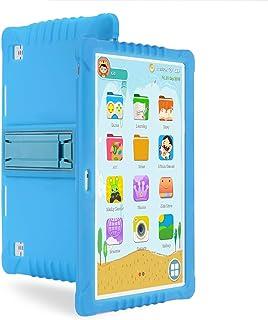 Tableta Para NiñosSANNUO 10.1 Pulgadas Tablet Infantil (Andorid 9.0 y Niños-modo Doble SistemaQuad-Core2GB RAM y 16GB ROM3GWifi Google Play Juegos Educativos)