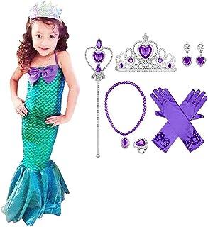 10 Mejor Ariel Princesa Vestido de 2020 – Mejor valorados y revisados