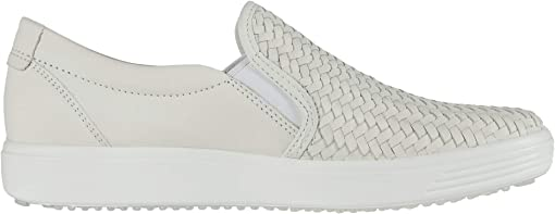 Shadow White Cow Leather