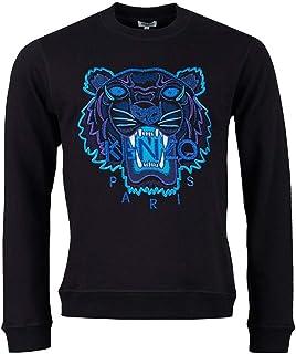 Kenzo Limited Edition Icon Tiger 'Holiday Capsule' Black Sweatshirt (M)